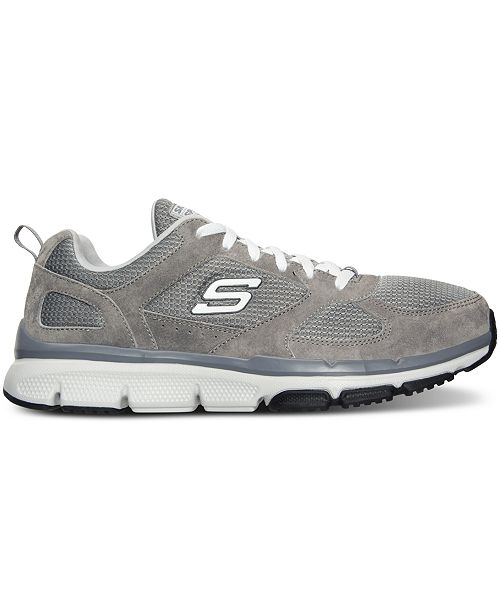 0a187bde0b9d ... Skechers Men s Relaxed Fit  Optimizer Running Sneakers from Finish ...