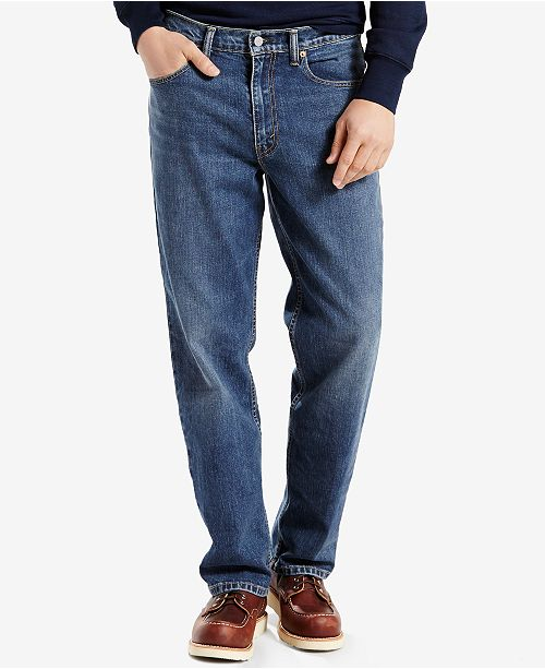 Levi s 550™ Relaxed Fit Jeans - Jeans - Men - Macy s 2555921378c1