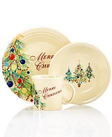 Fiesta Christmas Trees Dinnerware Collection