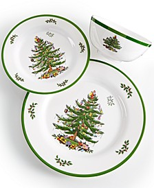 Christmas Tree Melamine Collection