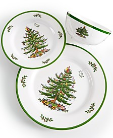 Spode Christmas Tree Melamine Collection