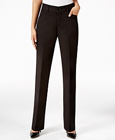 Madelyn Straight-Leg Trousers