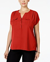 c59b111004d01 Clearance Closeout INC Plus Size Clothing - Macy s