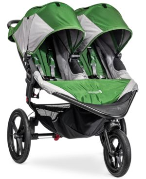 Baby Jogger Baby Summit X3 Double Jogging Stroller 2863878