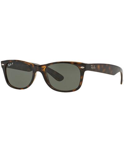 Ray-Ban Sunglasses, RB2132 58 NEW WAYFARER