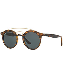 Ray-Ban GATSBY Sunglasses, RB4256 49