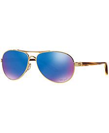 Oakley Polarized Tie Breaker Sunglasses, OO4108