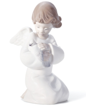 Lladro Collectible Figurine, Loving Protection