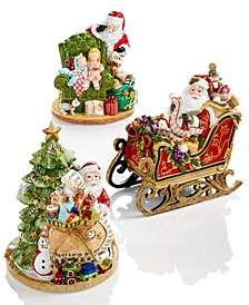 Collectible Figurines, Holiday Musicals Collection
