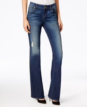KUT FROM THE KLOTH Kut From Kloth Natalie Bootcut Jeans in Extra