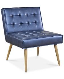 Dorah Sizzle Accent Chair, Quick Ship