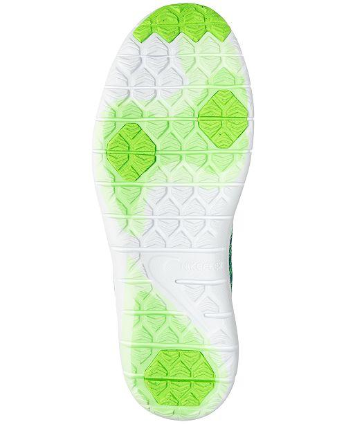 120c56c54102 Nike Women s Flex Adapt TR Running Sneakers from Finish Line ...