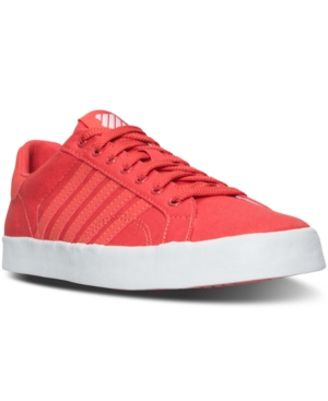 UPC 888758262303 product image for K-Swiss Women's Belmont So T Sherbert Casual Sneakers from Finish Line | upcitemdb.com