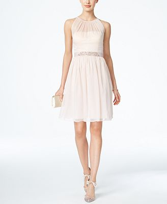 Adrianna Papell Short Bridesmaids Dresses Collection