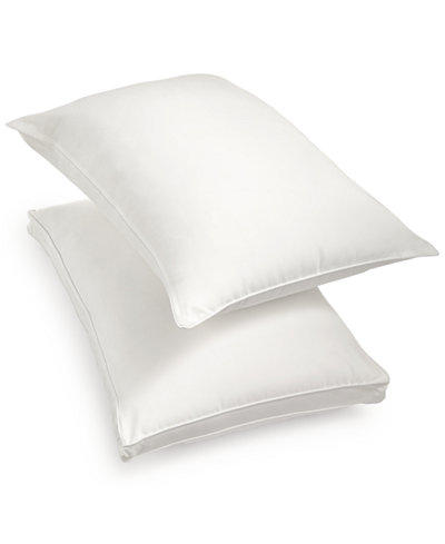 CLOSEOUT! Dream Science Allergy Sleep System Hypoallergenic Density Pillows by Martha Stewart Collection, AAFA™ Certified, Created for Macy's