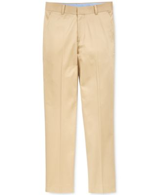 Image of Tommy Hilfiger Fine Twill Pants, Boys