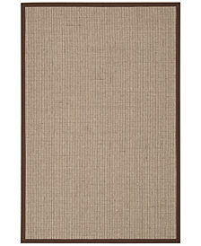 "CLOSEOUT! kathy ireland Home Seascape SEA01 Nautilus 2'3"" X 7'6"" Runner Rug"