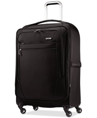 "Image of Samsonite Sphere Lite 2 25"" Expandable Spinner Suitcase, Only at Macy's"