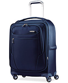 "CLOSEOUT! Samsonite Sphere Lite 2 21"" Carry-On Expandable Spinner Suitcase, Created for Macy's"