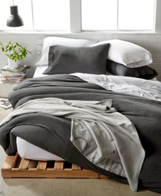 calvin klein modern cotton body bedding collection - Cal King Comforter Sets