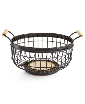 wire basket created for macys - Macys Kitchen