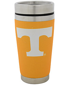 Hunter Manufacturing Tennessee Volunteers 16oz Stainless Steel Travel Tumbler