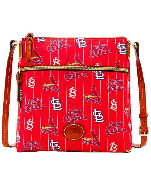 Dooney & Bourke St. Louis Cardinals Nylon Crossbody Bag