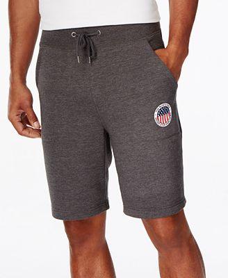 The North Face Men's USA Fleece Shorts - Shorts - Men - Macy's