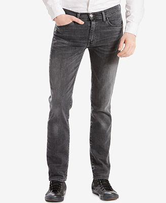 Levi's® 511™ Slim Fit Performance Stretch Jeans - Jeans - Men - Macy's