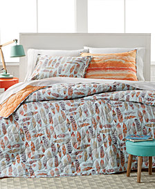 CLOSEOUT! Zensa Reversible 3-Pc. Full/Queen Quilt Set