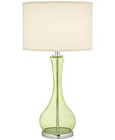 Pacific Coast Blue Martini Table Lamp