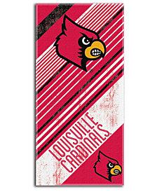 Northwest Company Louisville Cardinals Beach Towel