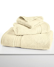 CLOSEOUT! Finest Elegance Bath Towel Collection, Luxury Turkish Cotton, Created for Macy's
