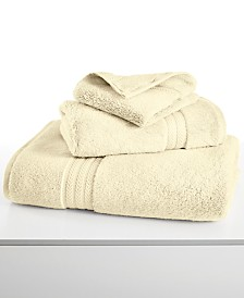 CLOSEOUT! Hotel Collection Finest Elegance Bath Towel Collection, Luxury Turkish Cotton, Created for Macy's