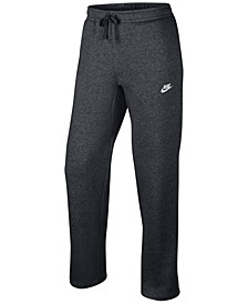 Men's Open-Hem Sweatpants