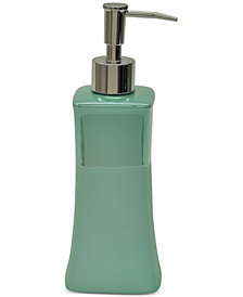 Jessica Simpson Kensley Aqua Lotion Dispenser