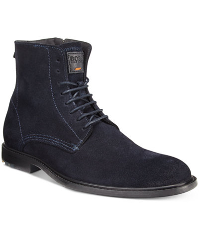 BOSS Orange Men's Cutro Zip Boots