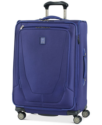 """Crew 11 25"""" Expandable Spinner Suiter Suitcase by Travelpro"""