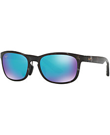 Maui Jim Polarized Sunglasses, 431 Front Street, Blue Hawaii Collection