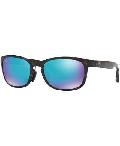 Maui Jim Sunglasses, 431 FRONT STREET, Blue Hawaii Collection