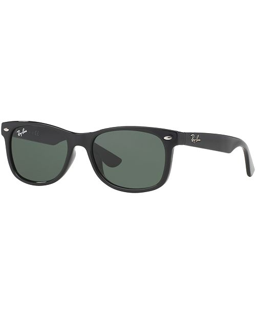 Ray-Ban Junior Sunglasses, RJ9052S NEW WAYFARER ages 7-10