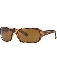 Ray-Ban Polarized Sunglasses , RB4075