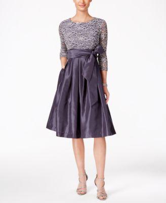 A-Line Lace Dresses