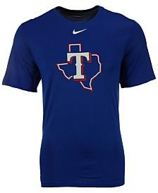 Nike Men's Texas Rangers BP Logo Legend T-Shirt