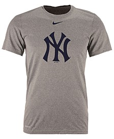 Men's New York Yankees BP Logo Legend T-Shirt