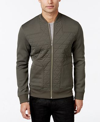 INC International Concepts Men's Roman Lightweight Quilted Jacket, Created for Macy's