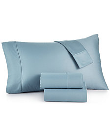 LAST ACT! Sorrento Queen 6-Pc Sheet Set, 500 Thread Count, Created for Macy's