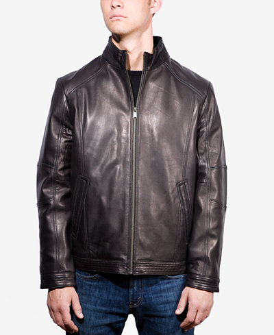 Boston harbour leather jackets