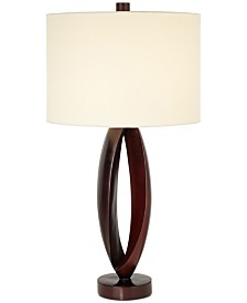 Pacific Coast Midtown Chic Table Lamp