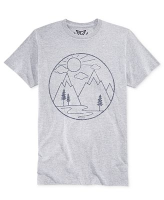 Univibe Men's Summer Camp T-Shirt